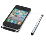 Kensington Virtuoso Mini Collapsible Stylus for Touchscreen Phones and Devices - Silver