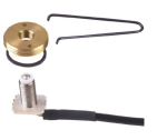 "PCTEL Low Profile 3/4"" Hole Rooftop Mount for 800 MHz with 17 ft Pro-Flex Plus Cable"
