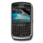 OtterBox Protective Film Kit for BlackBerry Curve 8900