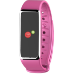 MyKronoz ZeFit3HR Activity Tracker in Pink/Silver