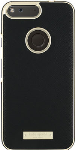 kate spade new york Saffiano leather Wrap Case for Google Pixel XL - Saffiano Black/Gold