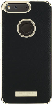 kate spade new york Saffiano leather Wrap Case for Google Pixel - Saffiano Black/Gold