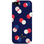 Kate Spade New York Flexible HardShell Case for Apple iPhone 5/5S (Trapping Dots)