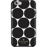 Kate Spade New York Flexible HardShell Case for iPhone 6/6S - Oversized Dot Black