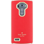 Kate Spade New York Wrap Case for LG G4 - Red/Gold