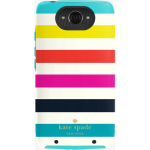 Kate Spade New York Dual Layer Case for Motorola Droid Turbo - Candy Stripe