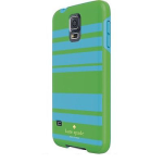 Kate Spade New York Hybrid Hardshell Case for Samsung Galaxy S5 - Fairmont Shamrock