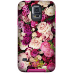 Kate Spade New York Flexible Hardshell Case for Samsung Galaxy S5 - Photographic Roses