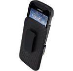 Verizon Kickstand Shell Holster Combo for Kyocera Duraforce PRO E6810 - Black
