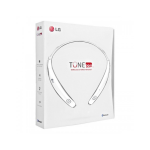 LG Tone Pro HBS-770 Bluetooth Stereo Headset - White