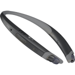 LG Tone Active+ Bluetooth Stereo Headset HBS-1100 - Black/Gray