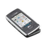 LG Voyager VX10000 Replica Dummy Phone / Toy Phone (Gray) (Bulk Packaging)