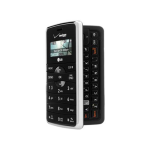 LG Env2 VX9100 Replica Dummy Phone / Toy Phone (Black) (Bulk Packaging)