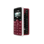 LG enV2 VX9100 Replica Dummy Phone / Toy Phone (Maroon) (Bulk Packaging)