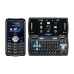 LG Env3 VX9200 Replica Dummy Phone / Toy Phone (Blue) (Bulk Packaging)