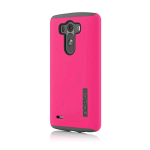 Incipio DualPro Shock Absorbing Case for LG G3 - Pink/Gray