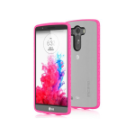 Incipio Octane Co-Molded Shock Absorbing Case for LG G3 - Frost/Pink