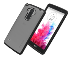 Incipio Co-molded Shock Absorbing Case for LG G Stylo - Frost/Black
