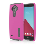 Incipio Technologies DualPro Case for LG G4 in Pink/Charcoal