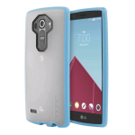 Incipio Octane Case for LG G4 - Frost/Neon Blue