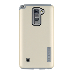 Incipio DualPro Case for LG G Stylo 2 - Champagne/Gray