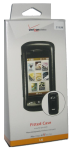 OEM Verizon LG enV Touch VX10000 Leather Fitted Case (Black) (Bulk Packaging)