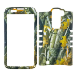 Rocker Series Snap-On Protector Case for LG K7 (Hunter Series with Big Branch)