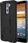Verizon Kickstand Shell Case Belt Holster for LG Stylo 2 V