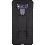 Verizon Shell Holster Combo with Kickstand for LG V20 - Black