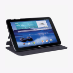 Verizon Folio Case for LG G Pad 10.1 LTE - Black