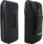 Verizon Fitted Leather Case for LG Exalt II / Exalt 2 VN370