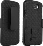 Verizon Kickstand Shell Holster Combo for LG K4 VS425