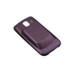 OEM LG Vortex VS660 Extended Battery Door / Cover (Purple) (Bulk Packaging)
