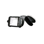 OEM Verizon Car Navigation Mount for LG Vortex VS660 (Black) - LGVS660MNT (Bulk Packaging)