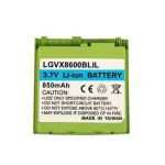 Technocel Lithium Ion Standard Battery for LG VX8600, AX8600 - Lime Green