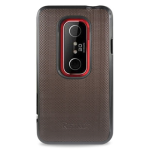 Reiko - Leather Protector Cover for HTC EVO 3D 10 - Browzer