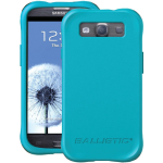 Ballistic Life Style Smooth Case for Samsung Galaxy S3 (Teal)