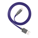 Ventev Chargesync 3.3ft. Lightning Cable - Purple