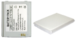 OEM LG Fusic LX550 Standard 750 mAh Lithium Ion Cell Phone Battery - White