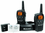 Midland Two-Way Radios, 22-Channel GMRS with 24-Mile Range - LXT500VP3