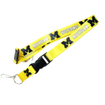 NCAA Lanyard Michigan Wolverines
