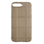 Magpul Industries Field Case Phone Carrying Cover for Apple iPhone 7 Plus, iPhone 8 Plus - Flat Dark Earth