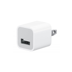 Apple 5w Usb Power Adapter for Apple iPhone 5, iPhone 5S, iPhone 5C- MD810LLA