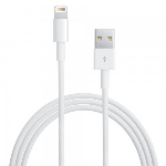 Original Apple Lightning Cable for Apple Devices - 1 Meter (White)