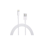 OEM Lightning Cable for Apple iPhone 5, iPhone 5S, iPhone 5C (White)
