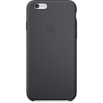 Original Apple Silicone Case for Apple iPhone 6/6S - Black