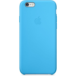 Original Apple Silicone Case for Apple iPhone 6/6S - Blue