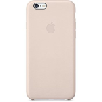 Original Apple Leather Case for iPhone 6/6S - Soft Pink