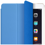 Original Apple Smart Cover for Apple iPad Air/Air 2 - Blue
