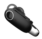 Motorola Boom 2 Bluetooth Headset - Black